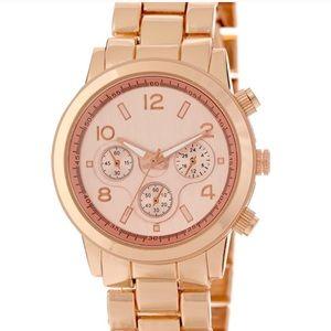 Lila Rose Gold Watch